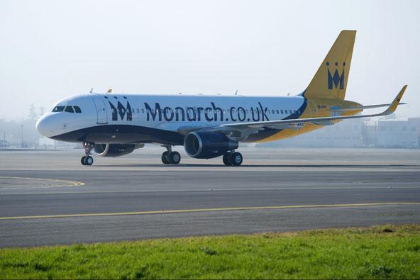 מונרך איירליינס מתחילה לטוס לישראל