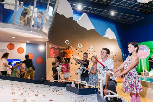 מוזיאון הילדים לונדע בבאר שבע