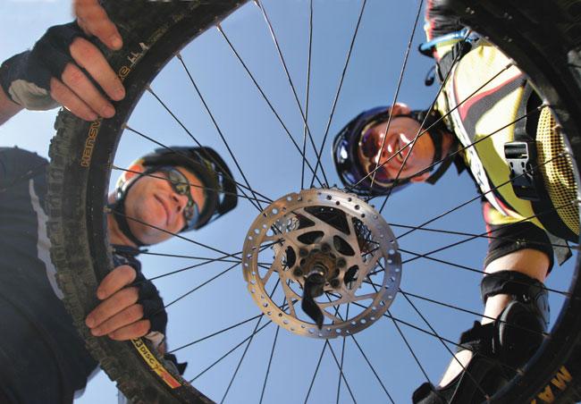 טיולי אופניים: להתכונן לכל תרחיש