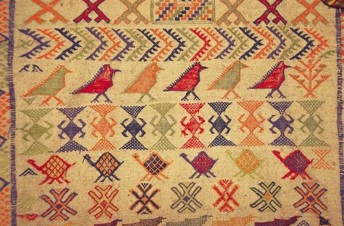 שטיחים במרוקו