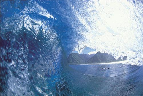 הוואי – גלישת גלים