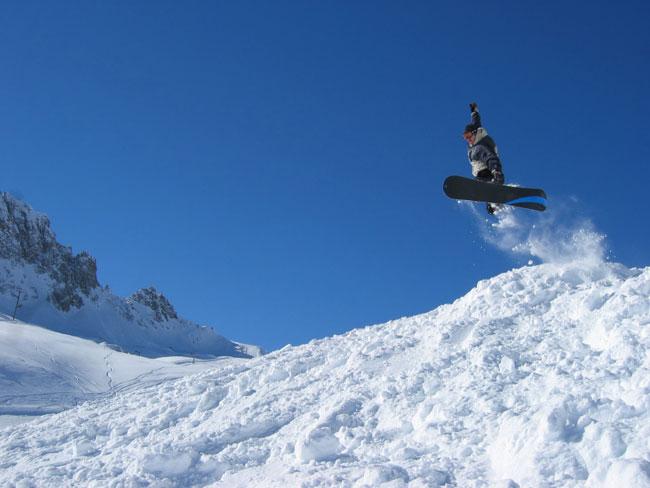 סקי באיטליה: דואט בססטו