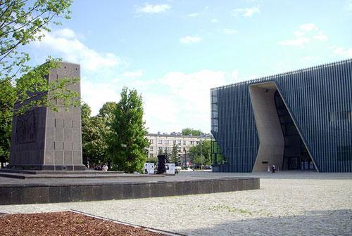 ורשה: המוזיאון לתולדות יהדות פולין