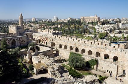 עיר ימים רבים – על ההיסטוריה והגאוגרפיה של ירושלים