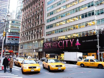 ניו יורק – סקס והעיר הגדולה