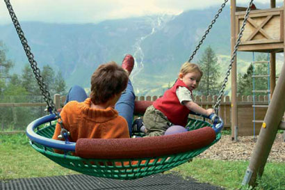 אוסטריה עם ילדים: סיפור אהבה פשוט