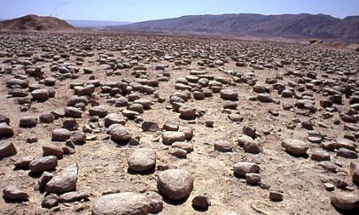 שדה הבולבוסים והר צין – כדורי האבן בסוף העולם