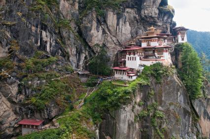 ביקור בממלכת בהוטן