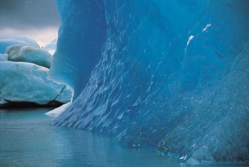 רפטינג בנהר הקרח באלסקה