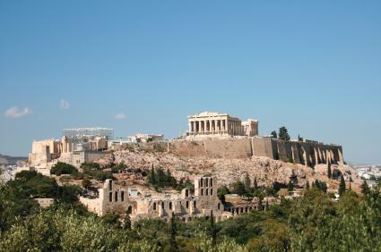 ערי יוון הקדומות