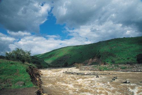 טיולי חורף: הר מירון והירדן ההררי
