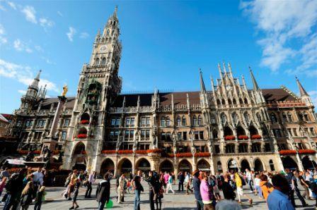 מינכן – טיול עירוני