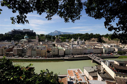 זלצבורג: מסע בעקבות מוצרט