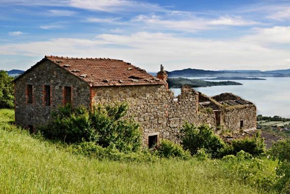 איטליה – קסם על אגם טרזימנו