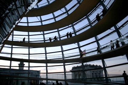 כיפת הרייכסטאג בברלין תיפתח שוב לקהל הרחב