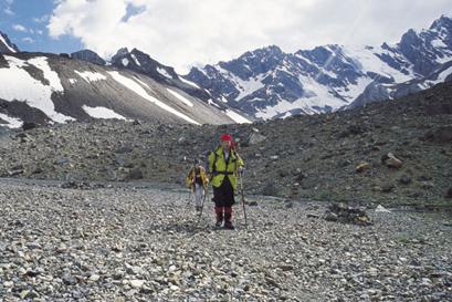 מסע להר קף – הרפתקה בהרי פמיר בטג'יקיסטן
