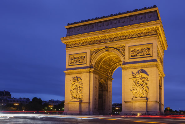 פריז בכפית