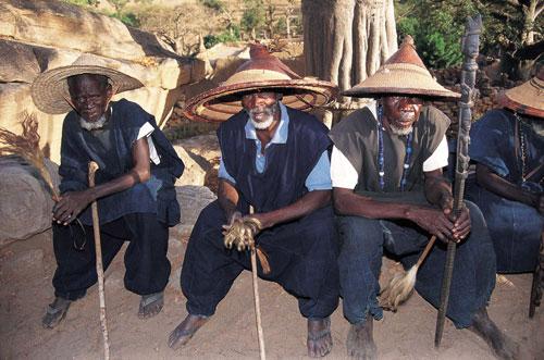 מוזיקה במערב אפריקה: מקצב הלב