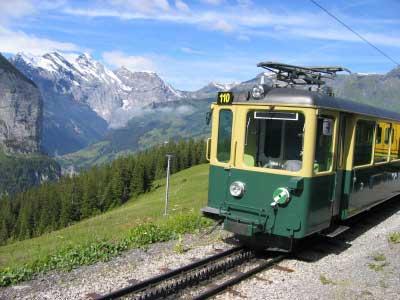 תחבורה ציבורית באירופה