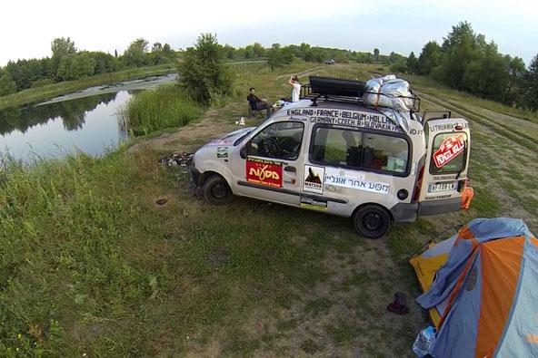 מונגול ראלי – בין רוסיה לאוזבקיסטן