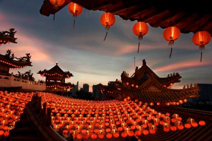 חגיגות השנה החדשה בסין