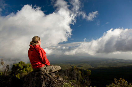 לגעת בשמים: מסע נשים לפסגת הקילימנג'רו