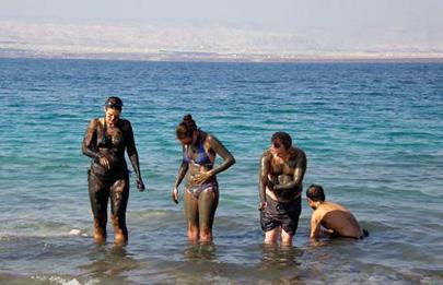 ים המלח בעשירייה האחרונה של שבעת פלאי תבל