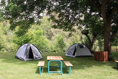אתרי קמפינג בישראל