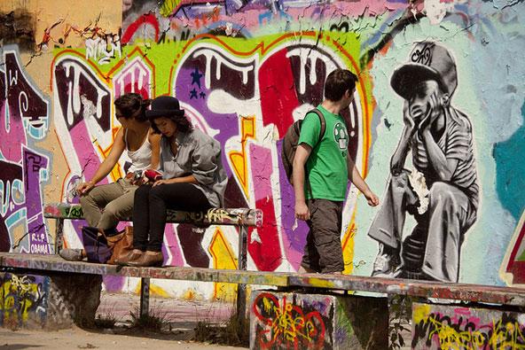 ברלין – 25 שנה לנפילת החומה