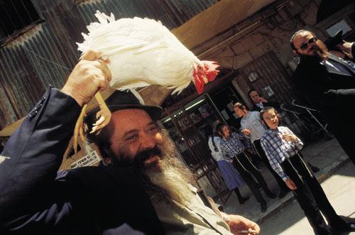 פולחן יהודי: בלי לעלוב, בלי להיעלב