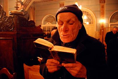 יהודי גאורגיה: טוב שכן קרוב