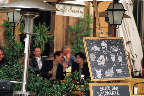 רומא: עיר הדולצ'ה ויטה