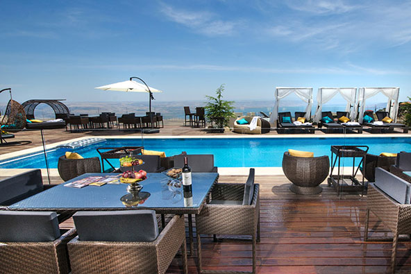 סרטון: מלון בוטיק שאטו גלילי