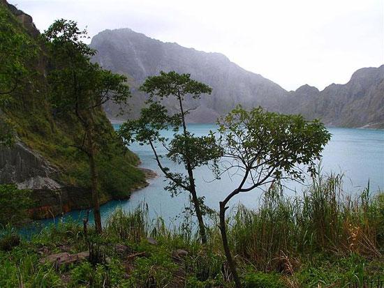 טרק להר הגעש פינטובו, פיליפינים