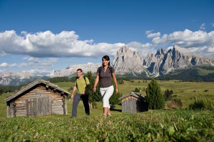 טיולי הליכה קלים בצפון איטליה