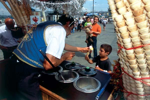 אוכל רחוב באיסטנבול