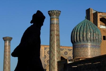 פסח באוזבקיסטן