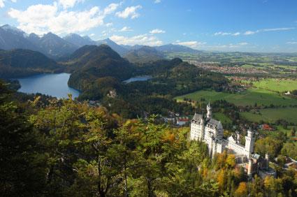 גרמניה: העיקר הרומנטיקה