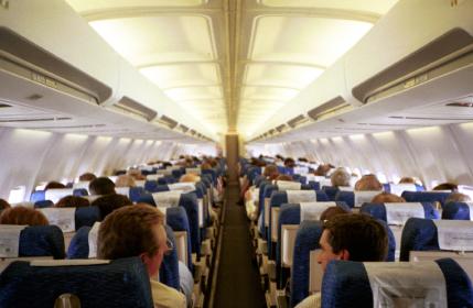 עסקת טיעון לדייל שנטש מטוס דרך יציאת החירום