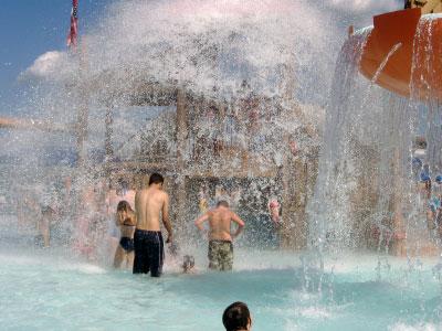 פארקי מים באירופה: הצעות רטובות לצינון החום