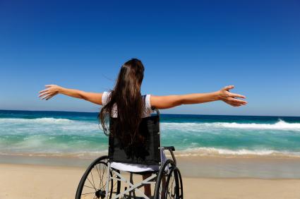 טיול בכיסא גלגלים: להתגבר על כל המגבלות