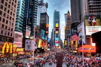 שנת שיא בתיירים המבקרים בניו יורק