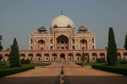 דלהי – המעבר להודו