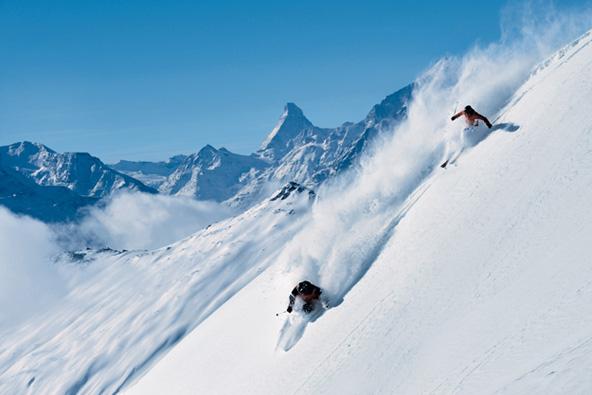 איך לבחור אתר סקי מושלם