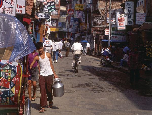 קטמנדו: יש מתנדבים ישראלים בנפאל