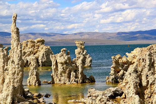 אגם מונו, קליפורניה – ים המלח האמריקאי