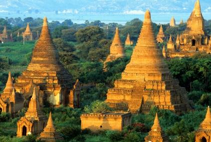 בורמה, ארץ הפלאות