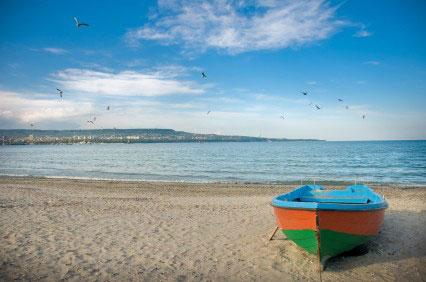 ורנה – נופש על חוף הים השחור