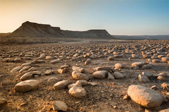 המקומות המסתוריים בישראל