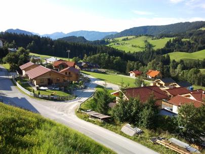 טיול בחבל זלצבורג, אוסטריה